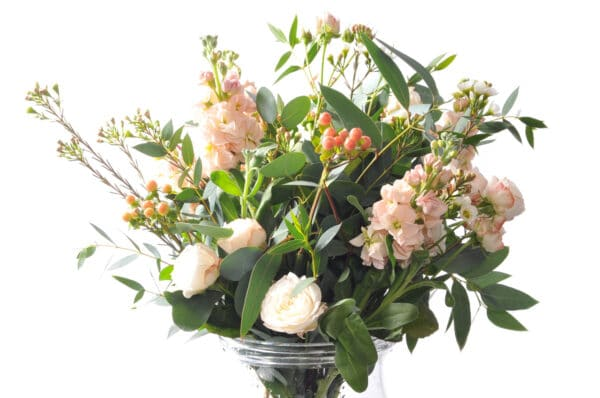 FCBLUSH flowerbank florist lancaster