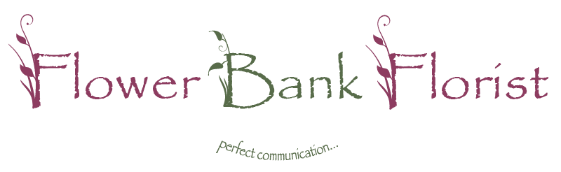 FlowerBank Logo For Website Kirkby Lonsdale Florist