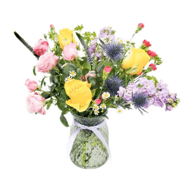 Whittington Bouquet of Flowers Kirkby Lonsdale Florist