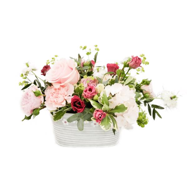 Flower Tin Kirkby Lonsdale Florist