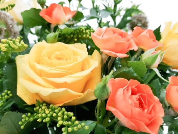 Sunset Bouquet of Flowers Kirkby Lonsdale Florist